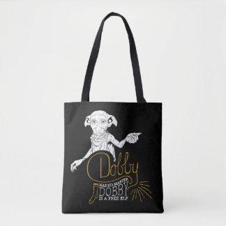 Harry Potter | Dobby Has No Master Tote Bag