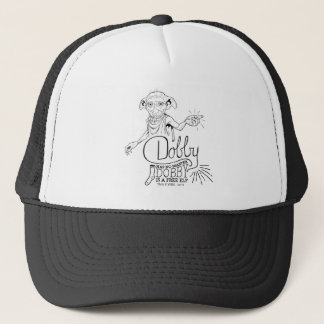 Harry Potter | Dobby Has No Master Trucker Hat
