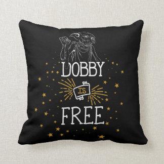 Harry Potter | Dobby Is Free Cushion