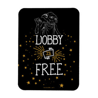 Harry Potter | Dobby Is Free Magnet