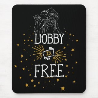 Harry Potter | Dobby Is Free Mouse Mat