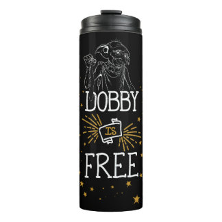 Harry Potter | Dobby Is Free Thermal Tumbler