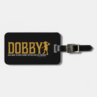 Harry Potter | Dobby Save Harry Potter Luggage Tag