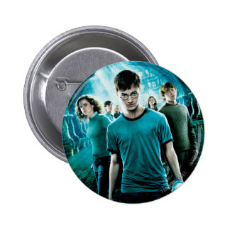 Harry Potter Dumbledore s Army 4 Pinback Buttons