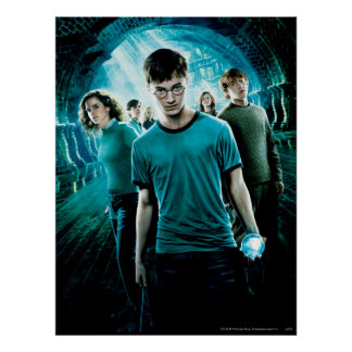 Harry Potter Dumbledore s Army 4 Poster