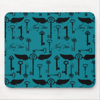 HARRY POTTER™ Flying Keys Pattern Mouse Mat