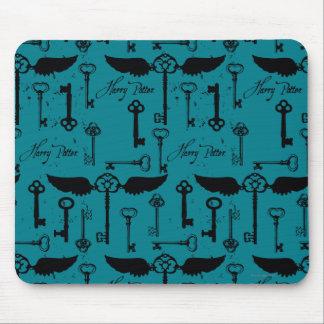 HARRY POTTER™ Flying Keys Pattern Mouse Pad