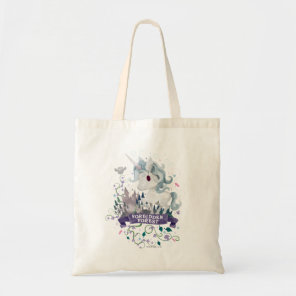 Harry Potter | Forbidden Forest Unicorn Graphic Tote Bag
