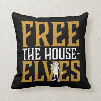 Harry Potter | Free The House Elves Cushion