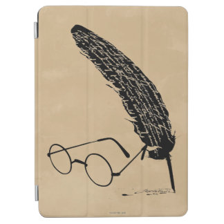 Harry Potter | Glasses And Quill iPad Air Cover