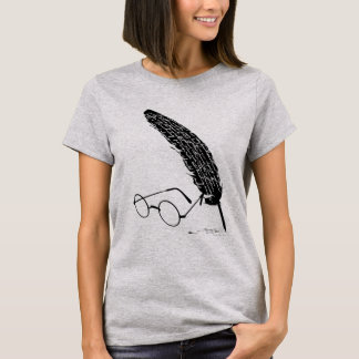 HARRY POTTER™ Glasses And Quill T-Shirt