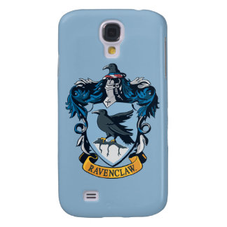 Harry Potter  | Gothic Ravenclaw Crest Galaxy S4 Case