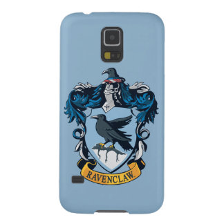 Harry Potter  | Gothic Ravenclaw Crest Galaxy S5 Cover
