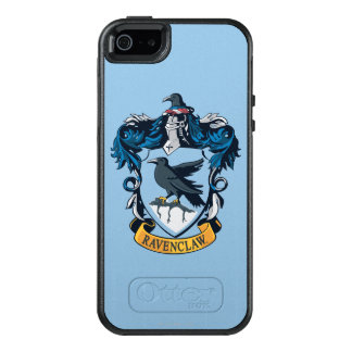 Harry Potter  | Gothic Ravenclaw Crest OtterBox iPhone 5/5s/SE Case