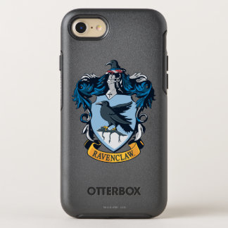 Harry Potter  | Gothic Ravenclaw Crest OtterBox Symmetry iPhone 8/7 Case