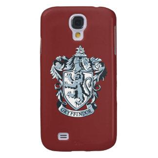 Harry Potter | Gryffindor Crest Blue Galaxy S4 Case