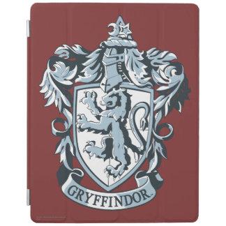 Harry Potter | Gryffindor Crest Blue iPad Cover