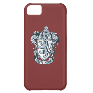 Harry Potter | Gryffindor Crest Blue iPhone 5C Case