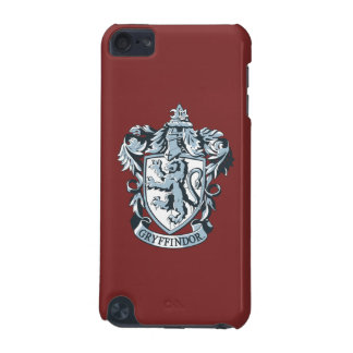 Harry Potter   Gryffindor Crest Blue iPod Touch 5G Cover