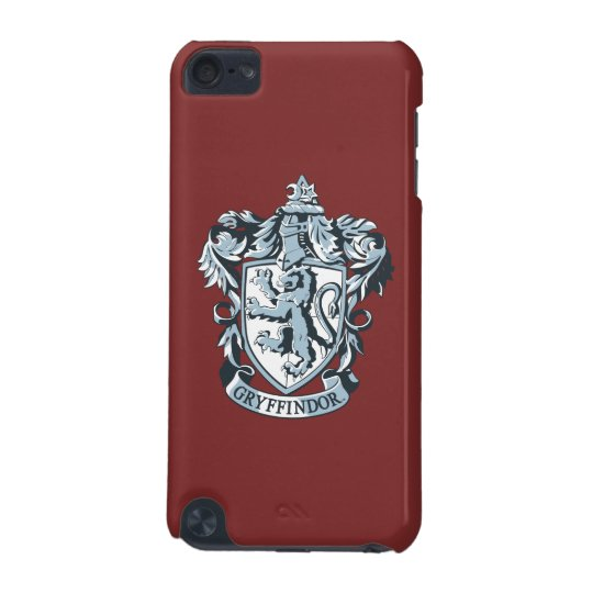 Harry Potter | Gryffindor Crest Blue iPod Touch