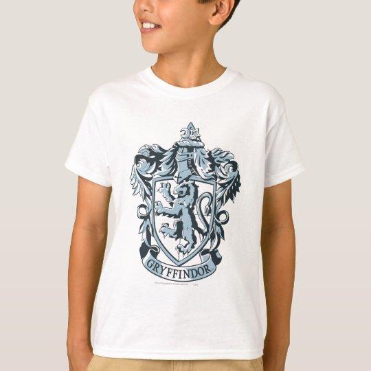Harry Potter | Gryffindor Crest Blue T-Shirt