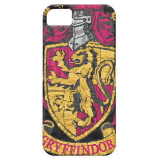 Harry Potter | Gryffindor Crest - Destroyed iPhone 5 Cases