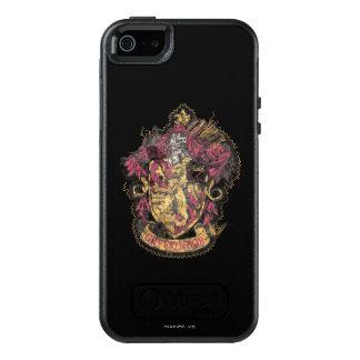 Harry Potter | Gryffindor Crest - Destroyed OtterBox iPhone 5/5s/SE Case