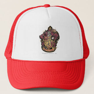 Harry Potter | Gryffindor Crest - Destroyed Trucker Hat