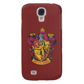 Harry Potter | Gryffindor Crest Gold and Red Galaxy S4 Case