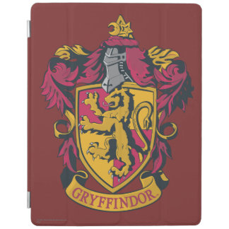 Harry Potter | Gryffindor Crest Gold and Red iPad Cover