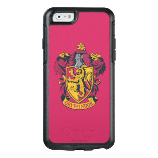 Harry Potter   Gryffindor Crest Gold and Red OtterBox iPhone 6/6s Case