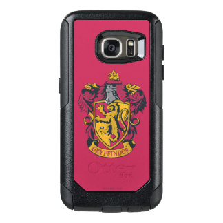 Harry Potter | Gryffindor Crest Gold and Red OtterBox Samsung Galaxy S7 Case