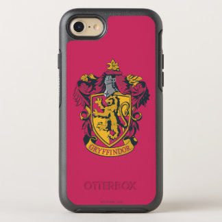 Harry Potter | Gryffindor Crest Gold and Red OtterBox Symmetry iPhone 8/7 Case