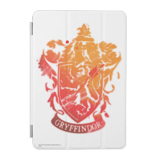 Harry Potter | Gryffindor Crest - Splattered iPad Mini Cover