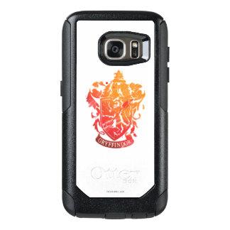 Harry Potter | Gryffindor Crest - Splattered OtterBox Samsung Galaxy S7 Case