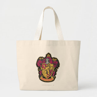 Harry Potter | Gryffindor House Crest Large Tote Bag