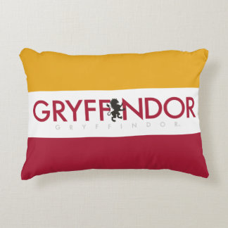 Harry Potter   Gryffindor House Pride Crest Decorative Cushion
