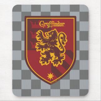 Harry Potter | Gryffindor House Pride Crest Mouse Mat