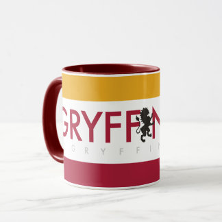 Harry Potter | Gryffindor House Pride Crest Mug
