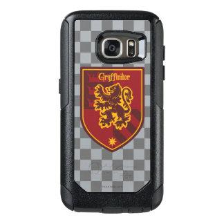 Harry Potter | Gryffindor House Pride Crest OtterBox Samsung Galaxy S7 Case