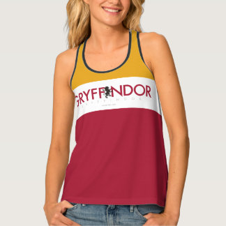 Harry Potter | Gryffindor House Pride Crest Tank Top
