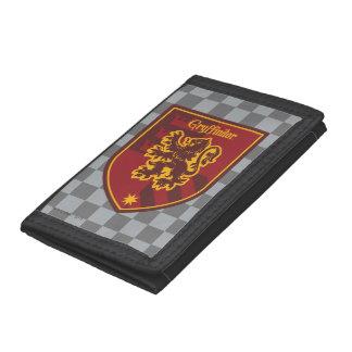 Harry Potter | Gryffindor House Pride Crest Tri-fold Wallet