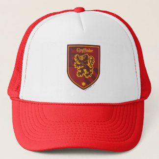 Harry Potter | Gryffindor House Pride Crest Trucker Hat