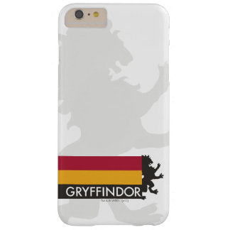Harry Potter | Gryffindor House Pride Graphic Barely There iPhone 6 Plus Case