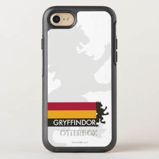 Harry Potter | Gryffindor House Pride Graphic OtterBox Symmetry iPhone 8/7 Case