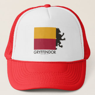 Harry Potter | Gryffindor House Pride Graphic Trucker Hat