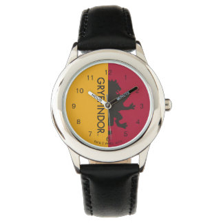 Harry Potter | Gryffindor House Pride Graphic Watch