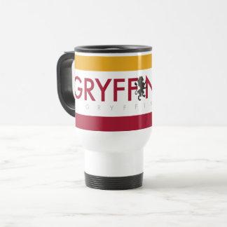 Harry Potter   Gryffindor House Pride Logo Travel Mug
