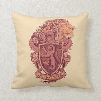 Harry Potter   Gryffindor Lion Crest Cushion