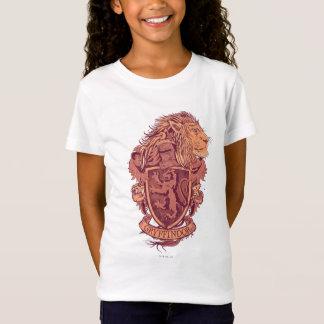 Harry Potter | Gryffindor Lion Crest T-Shirt